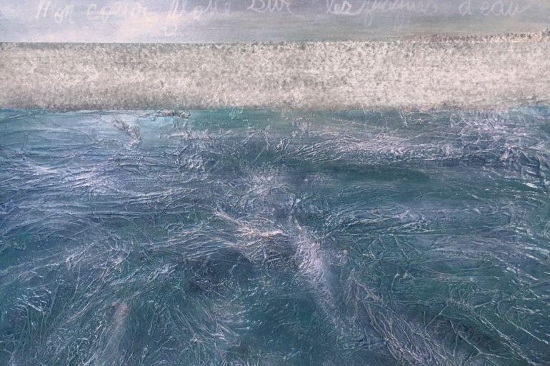 Les rafales me transpercent, 2016