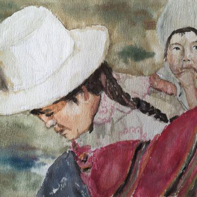 La mère et l'enfant, 1986
